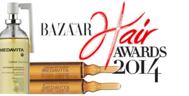 Ocenění Hair Awards 2014 od Harper's BAZZAR
