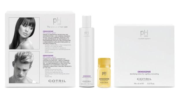 Cotril pH MED Densigenie pro řídké vlasy