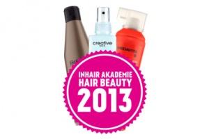 Inhair Akademie Hair Beauty Awards 2013