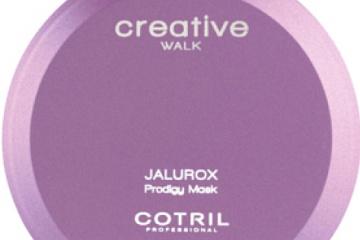 První lifting na vlasy - COTRIL JALUROX