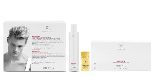 Cotril pH MED ENERGISING MAN proti padání vlasů pro muže
