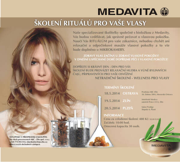 MedaVita školení 2014