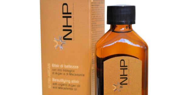 NHP - Natural Haircare Program Nutri Argan