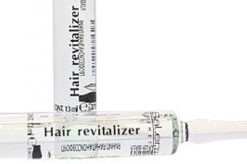 Šoková léčba zastavující vypadávání vlasů