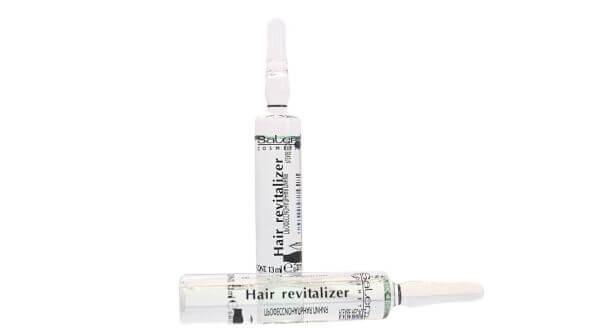 Salerm Hair Revitalizador ampule proti vypadávání vlasů