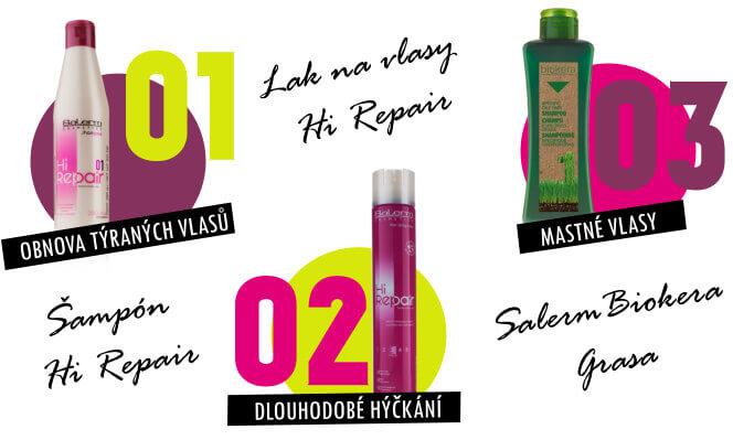 Salerm Cosmetics: Tipy od profesionálů