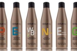 Šampóny Salerm Cosmetics bez silikonů