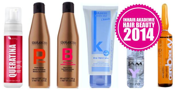 Nejlepší vlasová kosmetika 2014