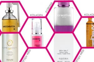 Nové trendy ve vlasové kosmetice